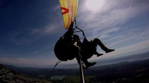 Paragliding-Plitvice Lakes National Park-Tandem paragliding in Plitvice Lakes National Park-5