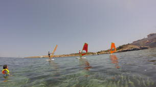 Windsurfing-Malta-Beginner Windsurfing lessons and courses in Malta-6