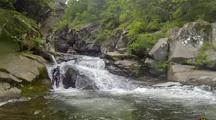 Canyoning-Gorges du Tarn-Canyon of Tapoul in the Cevennes National Park-6