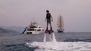 Flyboard / Hoverboard-Dubrovnik-Flyboard on Titova Villa Beach, Dubrovnik-3