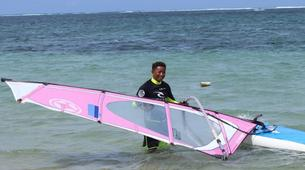 Windsurfing-Sanur-Beginner windsurfing lesson in Sanur-2