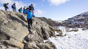 Randonnée / Trekking-Stavanger-Nature hike to Preikestolen (Pulpit Rock) in Ryfylke-2