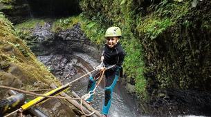 Canyoning-Tahiti-Canyon de Putoa à Tahiti-1