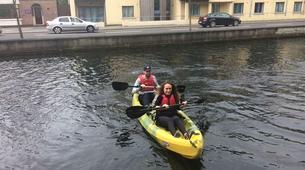 Kayaking-Dublin-Kayaking on Dublin's Grand Canal-3
