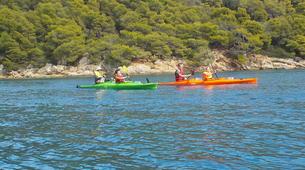 Kayak de mer-Epidaurus-Sea Kayaking excursion to the sunken city of Epidaurus-6
