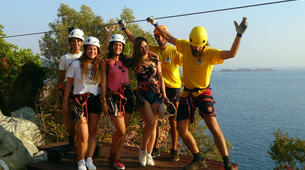 Tyrolienne-Dubrovnik-Zip line coastal adventure in Dubrovnik-3