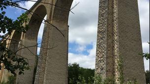 Saut à l'élastique-Vienne-Saut à l'Elastique au Viaduc de Le Blanc près de Tours (38 mètres)-3