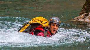 Canyoning-Gorges du Verdon-Randonnée Aquatique dans le Verdon-8