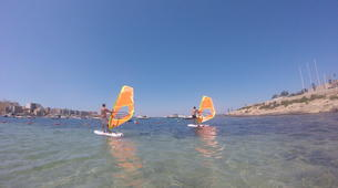 Windsurfing-Malta-Beginner Windsurfing lessons and courses in Malta-7