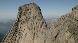 Rock climbing-Kjøpsvik-Rock climbing up Stetind Mountain in Kjøpsvik-5
