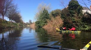 Kayaking-Dublin-Kayaking on Dublin's Grand Canal-6