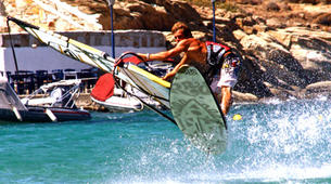 Windsurf-Ios-Beginner's windsurfing lessons in Ios-2