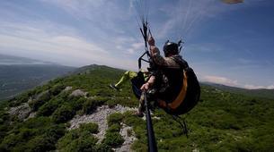 Paragliding-Plitvice Lakes National Park-Tandem paragliding in Plitvice Lakes National Park-1