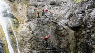Canyoning-Imst-Adventure canyoning at Plansee Gorge in the Tirol-6
