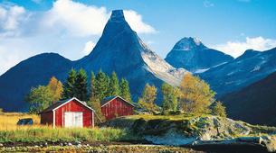 Rock climbing-Kjøpsvik-Rock climbing up Stetind Mountain in Kjøpsvik-6