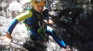 Canyoning-Spanish Catalan Pyrenees-Berros Canyon in the Spanish Pyrenees, near Sort-3