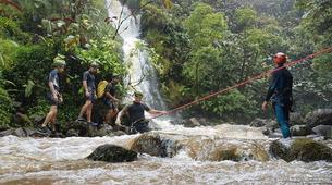 Canyoning-Tahiti-Canyon des Lavatubes à Tahiti-1