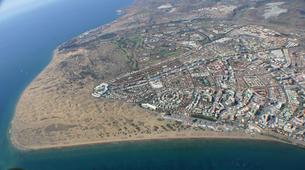 Skydiving-Maspalomas, Gran Canaria-Tandem skydiving near Maspalomas, Gran Canaria-2