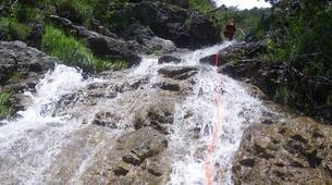 Canyoning-Imst-Xtreme canyoning at Dollinger Gorge in the Tirol-5