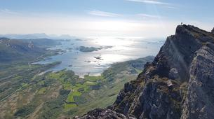 Hiking / Trekking-Bodø-Guided summit hike to Mt. Litltind in Bodø-1
