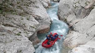 Rafting-Bovec-Rafting on the Soča River near Bovec-5