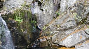 Canyoning-Gorges du Tarn-Canyon of Tapoul in the Cevennes National Park-8