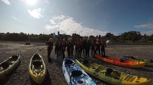 Sea Kayaking-Dublin-Sea Kayaking to Dalkey Island-1