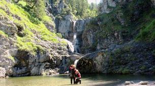 Canyoning-Imst-Adventure canyoning at Plansee Gorge in the Tirol-1