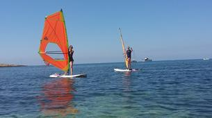 Windsurfing-Malta-Beginner Windsurfing lessons and courses in Malta-1