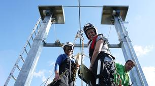Tyrolienne-Rome-The World's Longest and Fastest Velocity Zip Line near Rome-2