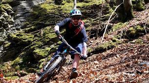 Mountain bike-Chamonix Mont-Blanc-Mountain bike excursion in the Chamonix Valley-5