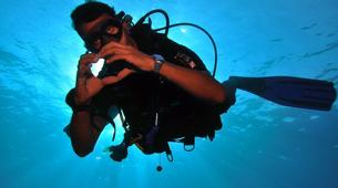 Scuba Diving-Sharm El-Sheikh-PADI Discover scuba diving course in Sharm El-Sheikh-3
