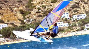 Windsurf-Ios-Beginner's windsurfing lessons in Ios-3