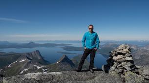 Rock climbing-Kjøpsvik-Rock climbing up Stetind Mountain in Kjøpsvik-1