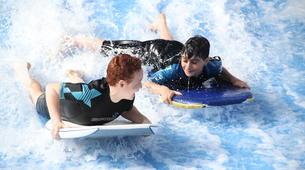 Surfing-Bedford-Indoor surfing lesson in Bedford-3
