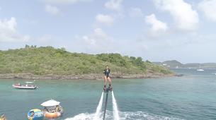 Flyboard / Hoverboard-Saint-Anne-Session flyboard à Sainte-Anne en Martinique-3