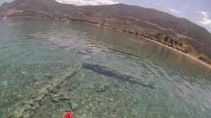 Kayak de mer-Epidaurus-Sea Kayaking excursion to the sunken city of Epidaurus-1
