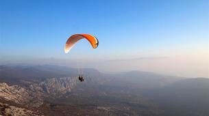 Paragliding-Tribalj-Tandem paragliding in Tribalj near Crikvenica-1