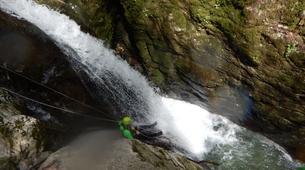 Canyoning-Castelnuovo di Garfagnana-Rio Selvano canyon in Tuscany-2