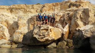 Coasteering-Chania-Coasteering in Chania, Crete-3
