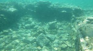 Kayak de mer-Epidaurus-Sea Kayaking excursion to the sunken city of Epidaurus-4