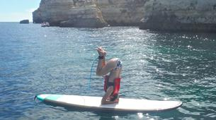 Stand Up Paddle-Lagos-Stand up paddle rentals on Batata beach, Algarve-5