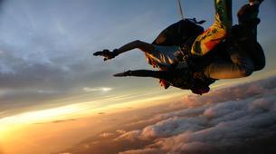 Skydiving-Maspalomas, Gran Canaria-Tandem skydiving near Maspalomas, Gran Canaria-3