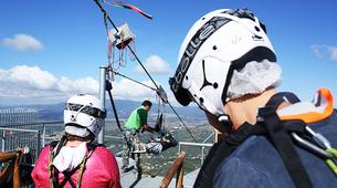 Tyrolienne-Rome-The World's Longest and Fastest Velocity Zip Line near Rome-5