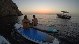 Stand up Paddle-Ibiza-SUP excursions from San Antonio, Ibiza-10