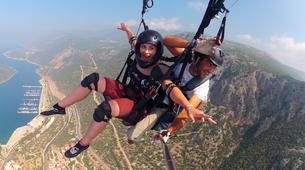 Parapente-Makarska-Tandem paragliding on the Dalmatian Coast near Makarska-6
