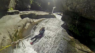 Canyoning-Gorges du Tarn-Canyon of Tapoul in the Cevennes National Park-4