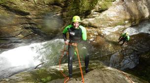 Canyoning-Castelnuovo di Garfagnana-Rio Selvano canyon in Tuscany-1