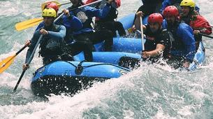 Rafting-Hum-Rafting Tara and Drina Rivers across Montenegro border-4