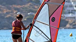 Windsurf-Ios-Beginner's windsurfing lessons in Ios-4
